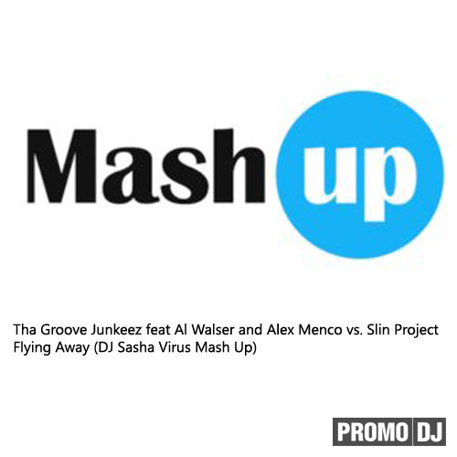 Tha Groove Junkeez feat. Al Walser - Flying Away (DJ Sasha Virus Mash Up) [2012]