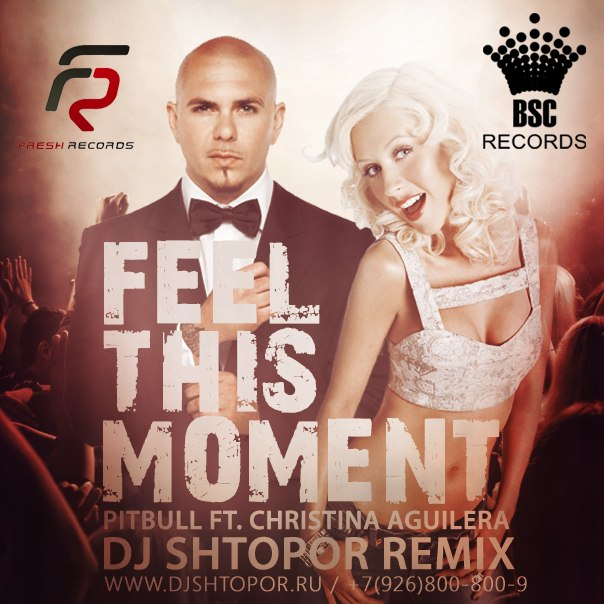 feel this moment youtube