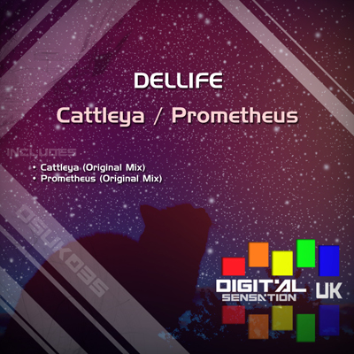 Dellife - Cattleya, Prometheus (Original's mixes) [2012]