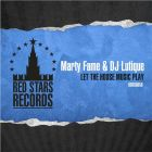 Marty Fame & DJ Lutique - Let The House Music Play (Part 2) [2013]