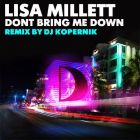 Lisa Millett - Dont Bring Me Down (DJ Kopernik Remix) [2013]