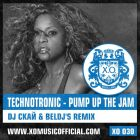 Technotronic - Pump Up The Jam (Dj ���� & BelDj's Remix) [2013]