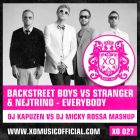 Backstreet Boys vs Stranger & Nejtrino - Everybody (DJ Kapuzen vs DJ Micky Rossa Mashup) [2013]