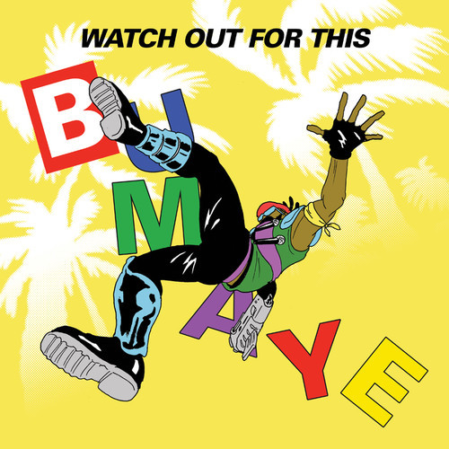 Major Lazer - Watch Out For This (Bumaye) (Emzy & Juicy M  Remix) [2013]