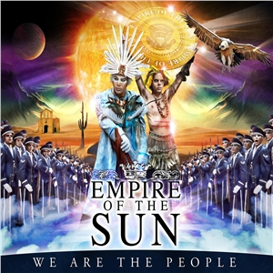 Empire Of The Sun - We Are The People (Emzy 'Dark Knight Remix) [2013]