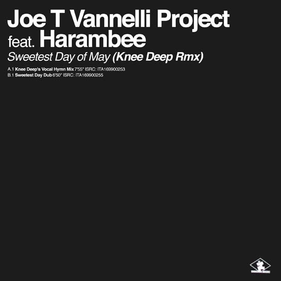 Joy T Vannelli Project Feat. Harambee -Sweetest Day Of May (Knee Deep Vocal Hymm Mix) [1999]