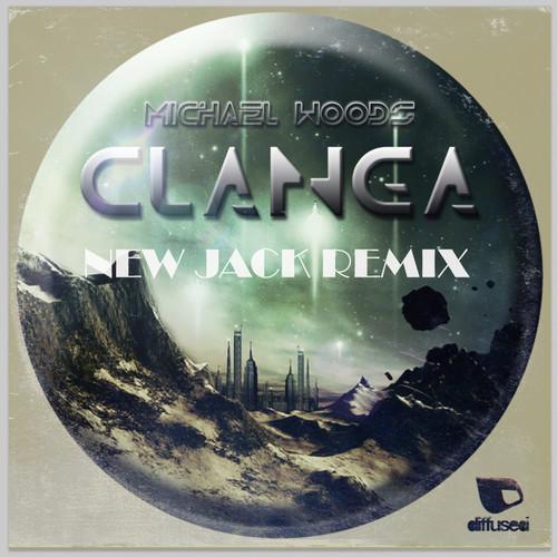 Michael Woods - Clanga (New Jack For Robots Remix) [2013]