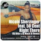 Nicole Sherzinger feat. 50 Cent � Right There (Dj Digo & Dj Mack Di Remix) [2013]