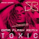 Britney Spears - Toxic (Dima Flash Remix) [2013]