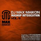DJ Max Maikon - Mashup Intoxication Vol. 4 [2013]