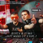 Kosta & Zuma Hot Mash-Up's Vol.2 [2013]