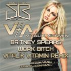 Britney Spears - Work Bitch (Vitalik Vitamin Remix) [2013]