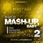 Popstarz United pres. This Is Mash-Up, Baby Vol. 2 [2013]