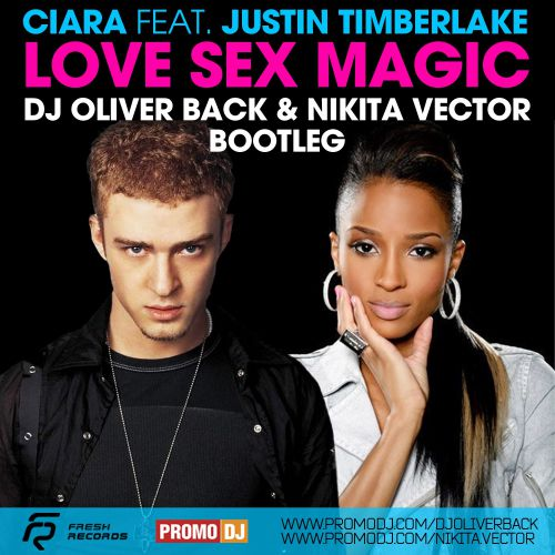 Ciara feat justin timberlake sex magic