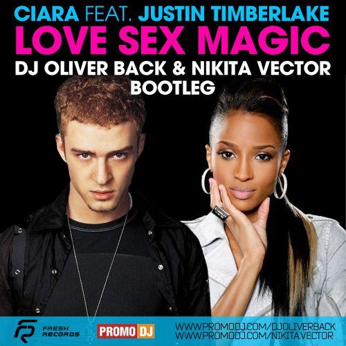 Ciara ft justin timberlake  love sex magic lyrics