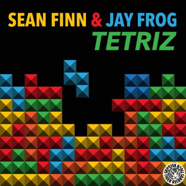 Sean Finn & Jay Frog - Tetriz (Radio Mix) [2013]
