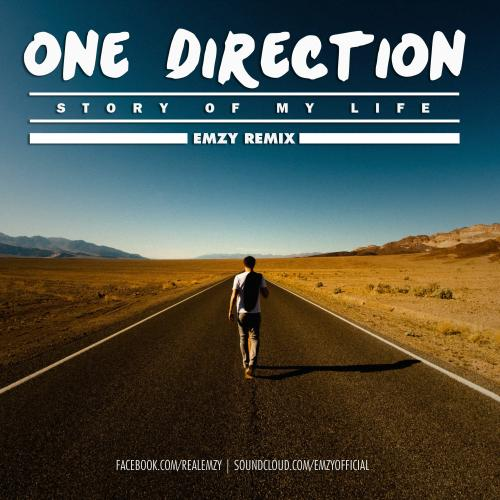 One Direction - Story Of My Life (Emzy Remix) [2013]