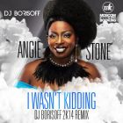 Angie Stone - I Wasn't Kidding (DJ Borisoff 2K14 Remix) [2014]