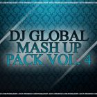 Dj Global Mash - Up Pack Vol. 4 [2014]