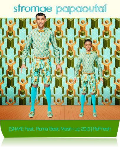 Stromae - Papaoutai (Snake feat. Roma Beat vs. M.Motif & Carl Tricks Refresh) [2013]