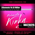 2Elements vs. DJ Miller - All Day And All Of The Night (Dj Nastasya Mash Up) [2014]