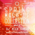 Dj Alex Fresh - Spring Mash Up Collection Part 2 [2014]