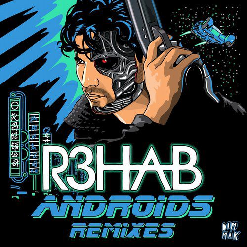 R3hab - Androids (Albin Myers Remix) [2014]