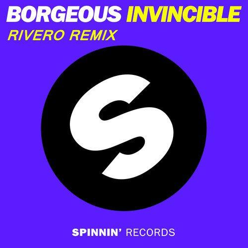 Borgeous - Invincible (RIVERO Remix) [2014]