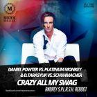 Daniel Powter vs. Platinum Monkey & D. Tarasyuk vs. Schuhmacher - Crazy All My Swag (Andrey S.p.l.a.s.h. Reboot) [2014]