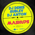 DJ Denis Rublev & DJ Anton Mash-Up's Vol. 6 [2014]