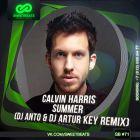 Calvin Harris - Summer (DJ Anto & DJ Artur Key Remix) [2014]