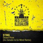 Sting - Desert Rose (DJ Zarubin & DJ Mind Remix) [2014]