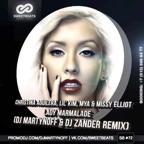 lady marmalade remix: