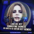 Lana Del Rey - Summertime Sadness (DJ Anto & DJ Artur Key Remix) [2014]