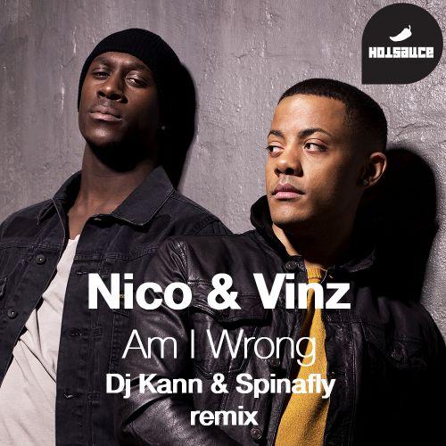 Nico & Vinz - Am I Wrong (Dj Kann & Spinafly Remix) [2014]