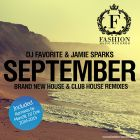 DJ Favorite feat. Jamie Sparks - September 2k14 (Official Remixes) [2014]