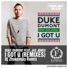 Duke Dumont feat. Jax Jones - I Got U (DJ Zhukovsky Remix) [2014]
