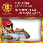 Flo Rida - Right Round (DJ Kolya Funk & DJ Kolya Dark Remix) [2014]
