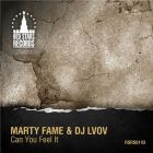Marty & DJ Lvov - Can You Feel It [2014]