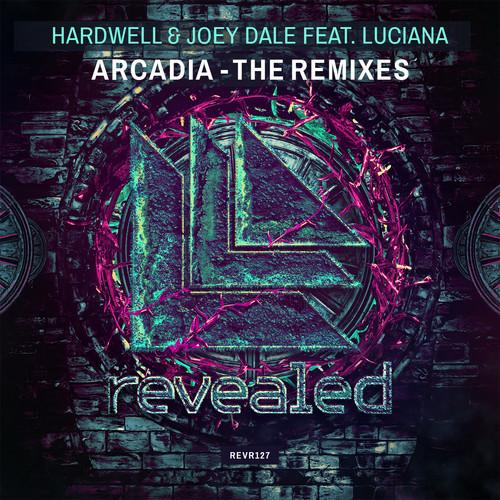 Hardwell & Joey Dale feat. Luciana - Arcadia (Olly James & Skyrec Remix) [2014]