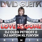 David Guetta - Love Is Gone (DJ Oleg Petroff & DJ Anton Klyukvin Remix) [2014]