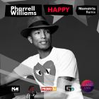 Pharrell Williams - Happy (Namatria Remix) [2014]