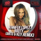 Jennifer Lopez - Booty (Anto & Key Remix; Radio) [2014]