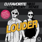 DJ Favorite, Nikki Renee feat. Theory - Louder (DJ Kharitonov Official Remix) [2014]
