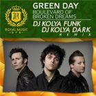 Green Day - Boulevard Of Broken Dreams (DJ Kolya Funk & DJ Kolya Dark Remix) [2014]