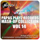 Papas Playz Records Mash-Up Collection Vol. 14 [2014]
