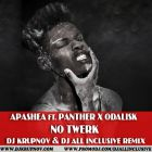 Apashe ft. Panther X Odalisk - No Twerk (DJ Krupnov & DJ All Inclusive Remix) [2014]
