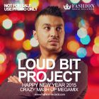 Loud Bit Project - New Year 2015 (Special Crazy Mega Mash Up) [2014]