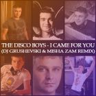 The Disco Boys - I Came For You (DJ Grushevski & Misha Zam Remix) [2014]