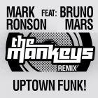 Mark Ronson feat. Bruno Mars - Uptown Funk (The Mankeys Remix) [2015]
